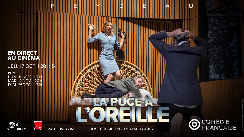 Photo du film La Puce à l'oreille (Comédie-Française)