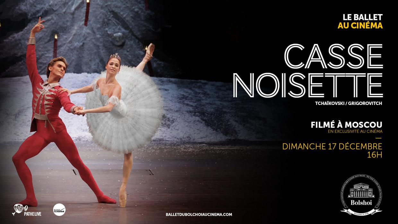 Photo du film Casse-noisette (Bolchoï - Pathé Live)