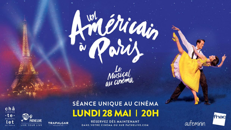 Photo du film Un Américain à Paris - la comédie musicale au cinéma (Pathé Live)