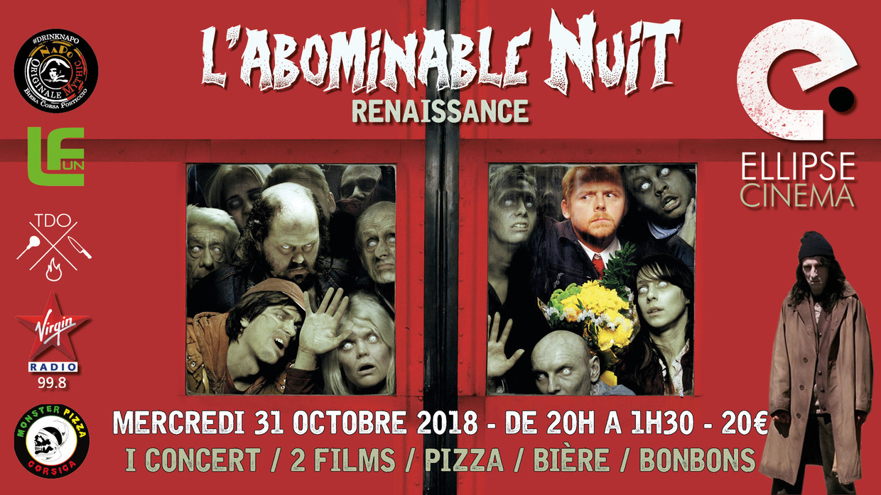 Photo du film L'abominable nuit : Renaissance