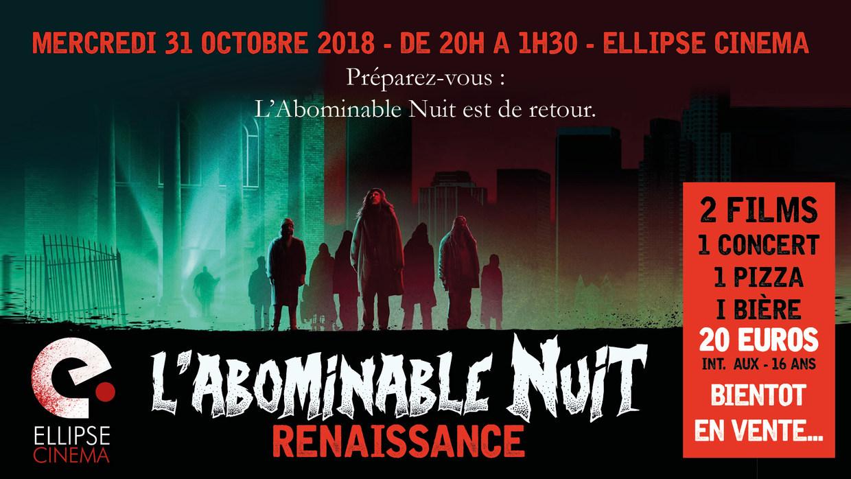 Photo du film L'abominable nuit : Renaissance