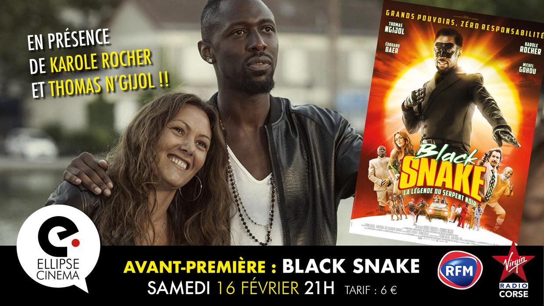 Photo du film Black Snake, la légende du serpent noir