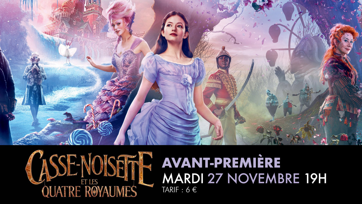 Photo du film Casse-noisette et les quatre royaumes