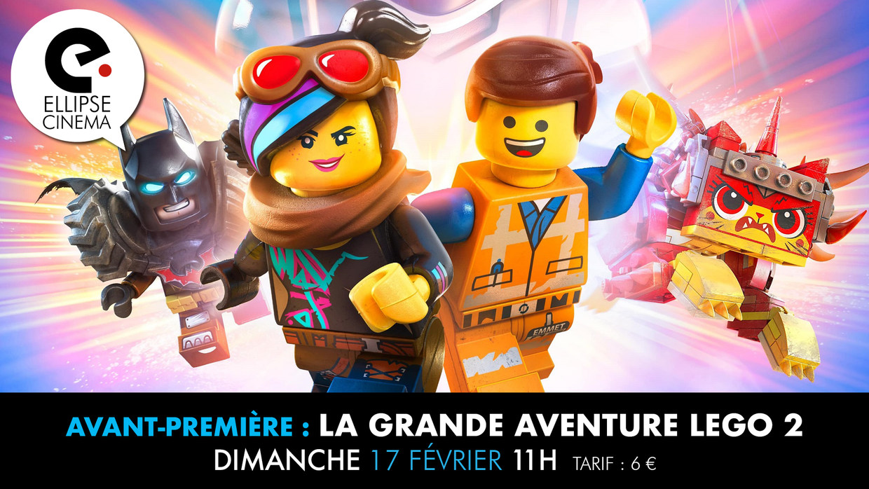 Photo du film La Grande Aventure Lego 2