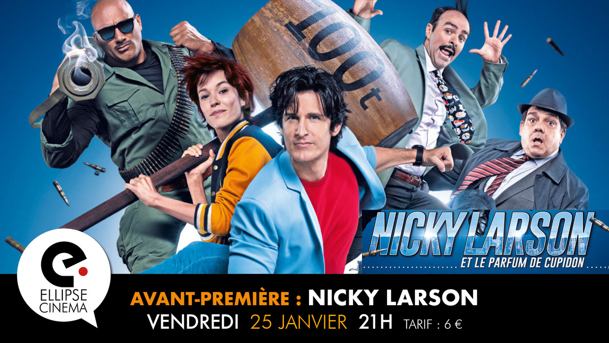 Photo du film Nicky Larson et le parfum de Cupidon