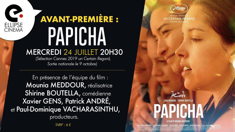 Photo du film Papicha