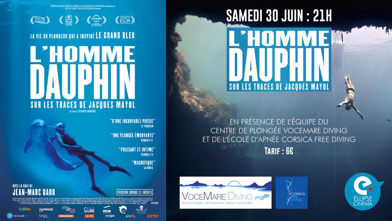 Photo du film L'Homme dauphin, sur les traces de Jacques Mayol