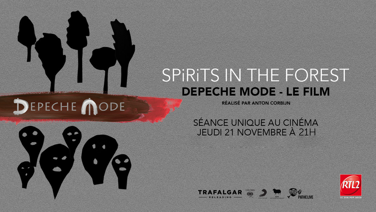 Photo du film Depeche Mode: Spirits In The Forest