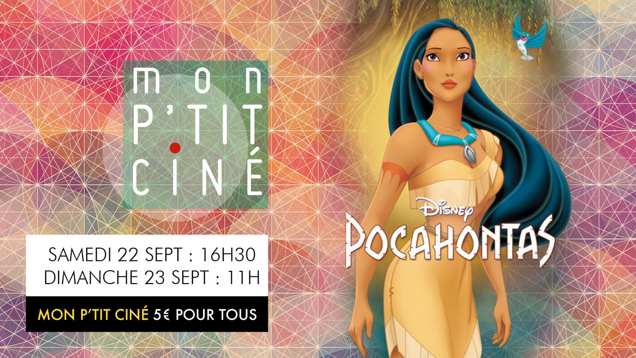 Photo du film Pocahontas, une légende indienne