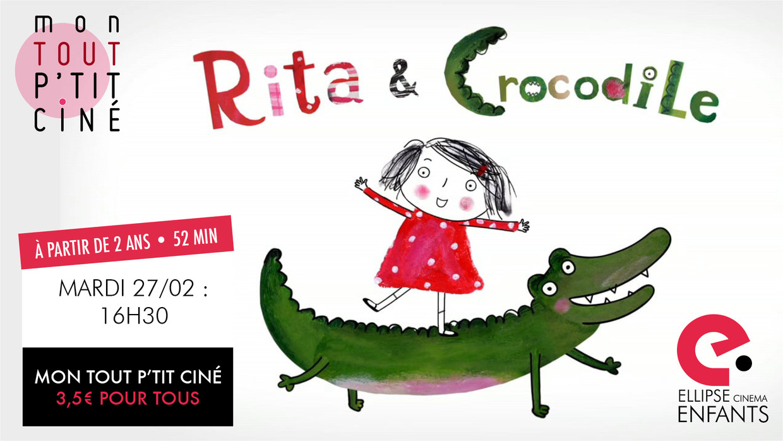 Photo du film Rita et Crocodile