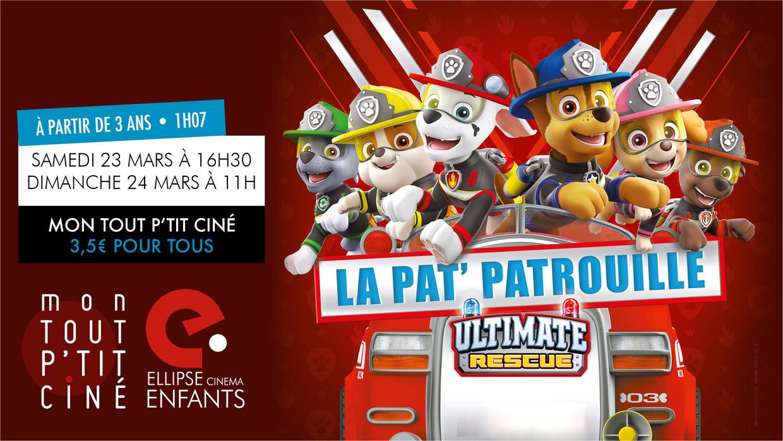 Photo du film Pat' Patrouille au cinéma
