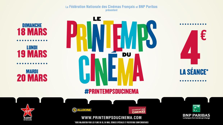 Photo du film Le Printemps du Cinéma