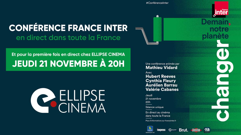 Photo du film Changer - Conférence France Inter