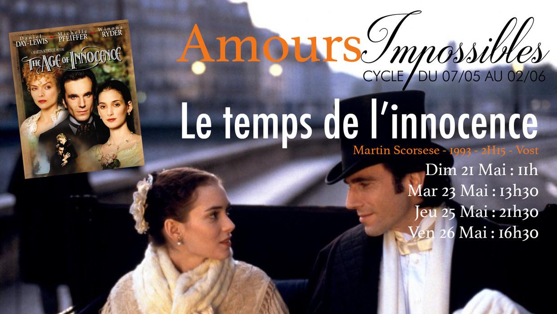 Photo du film Le Temps de l'innocence