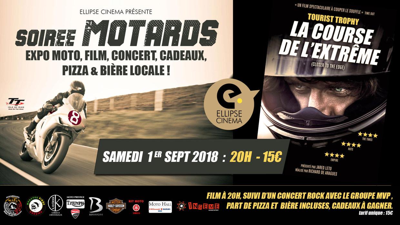 Photo du film Soirée Motards