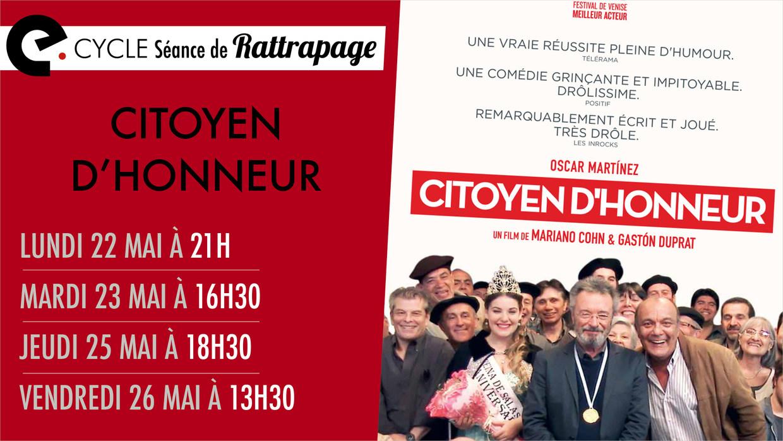 Photo du film Citoyen d'honneur