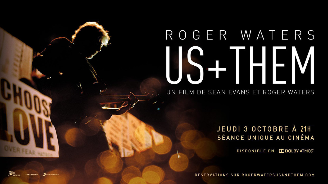 Photo du film Roger Waters: Us + Them