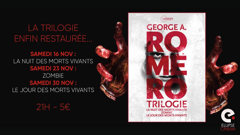 Trilogie Romero