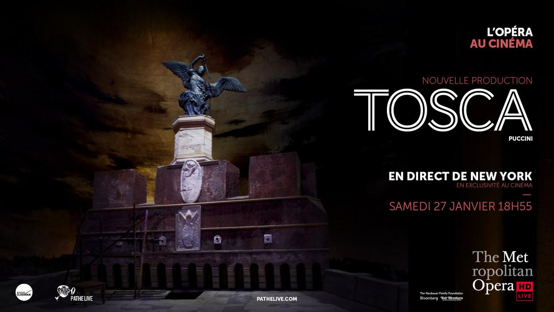 Photo du film The Metropolitan Opera: La Tosca