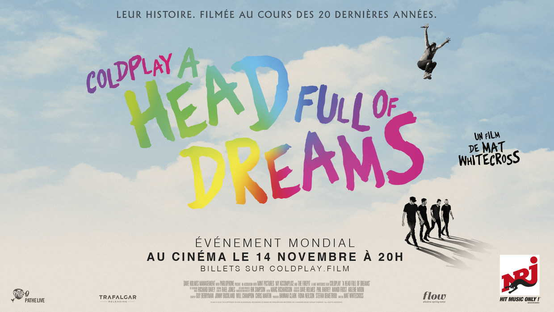 Photo du film Coldplay: A Head Full of Dreams