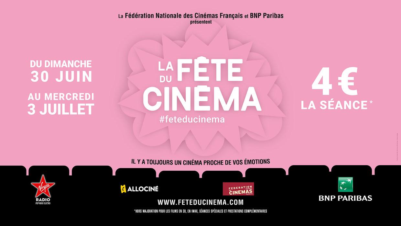 Photo du film La Fête du Cinéma