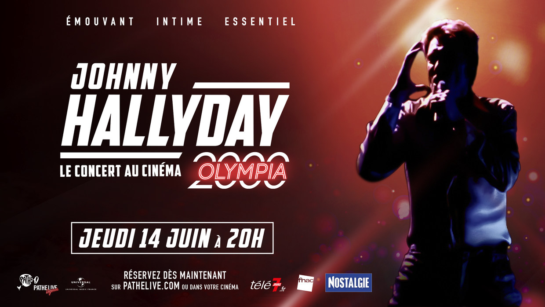 Photo du film Johnny Hallyday - Olympia 2000 (Pathé Live)