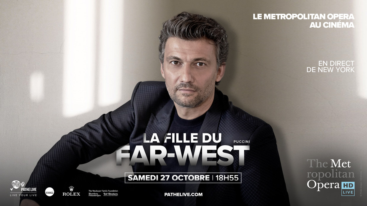 Photo du film La Fille du Far-West (Met - Pathé Live)