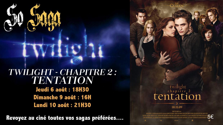 Photo du film Twilight - Chapitre 2 : tentation