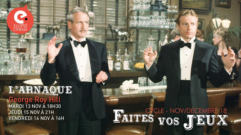 Photo du film L'Arnaque
