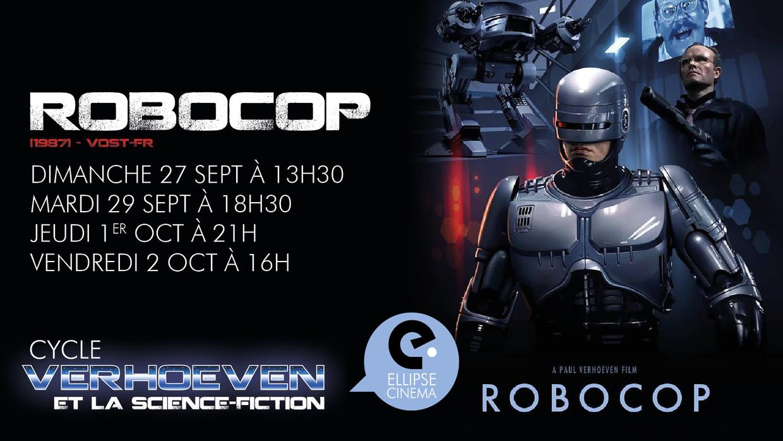 Photo du film Robocop
